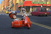 Mr. Peabody and Sherman Blu-ray Review