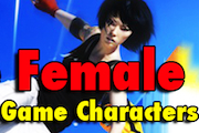 Check out Kidzworld's Top 5 Most Hardcore Female Game Characters!