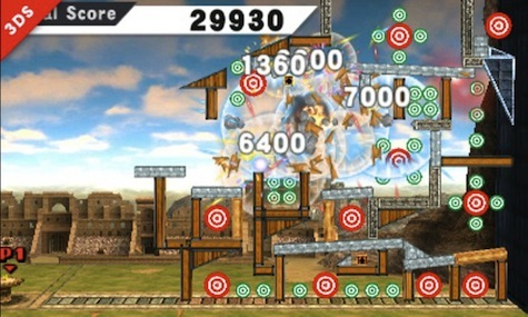 Target Blast - Super Smash Bros. meets Angry Birds