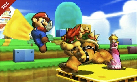 Bowser finally has the opportunity to lay the smack-down.