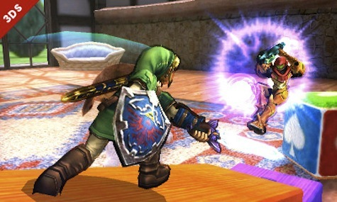Link vs Samus. Who would you choose?