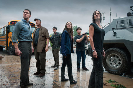 Stars of Into the Storm