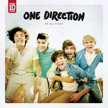 One Direction Up All Night Alumb Cover