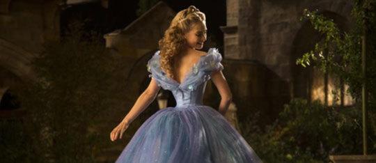 Disney Reveals Cinderella