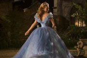 Disney Reveals Cinderella