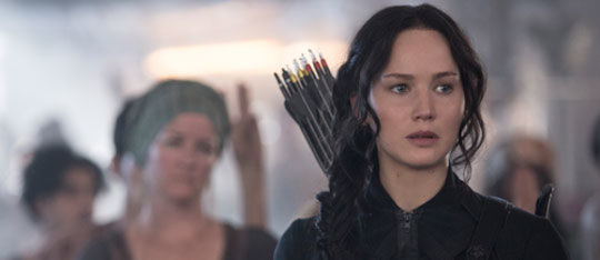 The Hunger Games: Mockingjay - Part 1 Movie Review