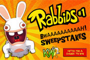Rabbids Giveaway!