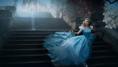 Cinderella saves herself in the new trailer