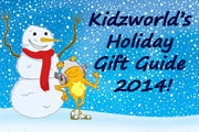 Kidzworld's Holiday Gift Guide 2014