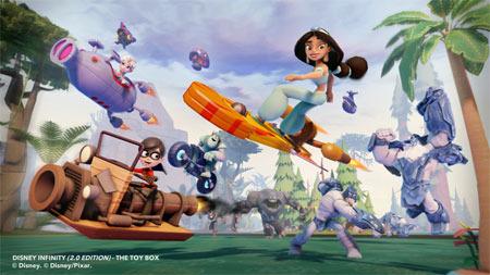 Jasmine, Violet, Elsa, and Sully