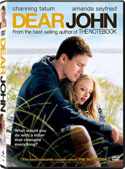 Dear John DVD Cover