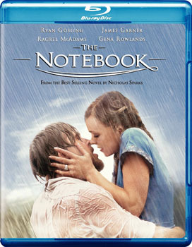 The Notebook Blu-ray Cover