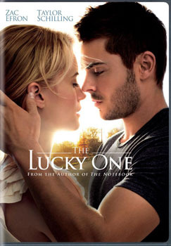 The Lucky One DVD Cover