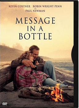 Message in a Bottle DVD Cover
