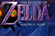 The Legend Of Zelda: Majora's Mask Coming to 3DS