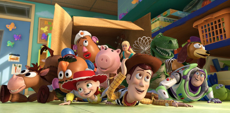 Toy Story 4 announced!