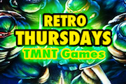 Retro Thursdays: Teenage Mutant Ninja Turtles