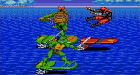 TMNT: The Hyper Stone Heist - Sega Genesis