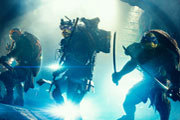 Teenage Mutant Ninja Turtles Exclusive Blu-ray Clip