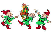 All About Santa's Elves