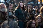 Luke Evans as Bard: Reluctant Hero