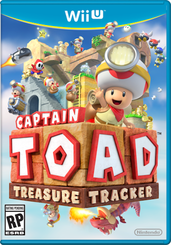 Captain Toad: Treasure Tracker is available now on Wii U!