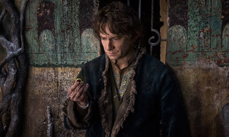 Should Bilbo use the Ring?