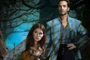 Into the Woods with Anna Kendrick, Chris Pine and Emily Blunt