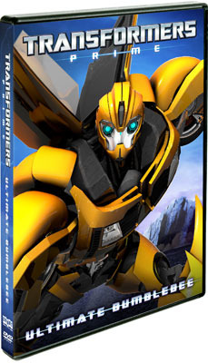 TRANSFORMERS PRIME: ULTIMATE BUMBLEBEE DVD