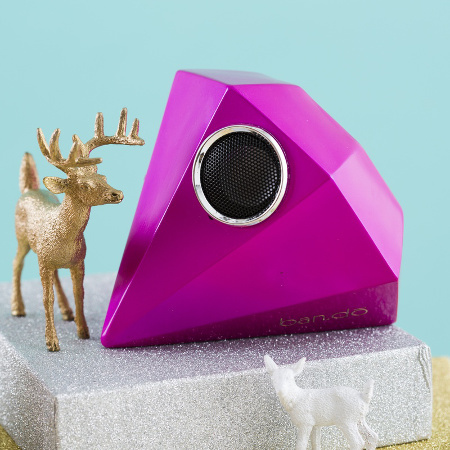This speaker is a gem - no really!
