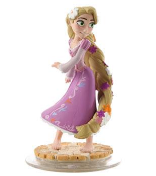 Rapunzel Figure