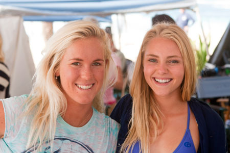 Bethany with AnnaSophia Robb