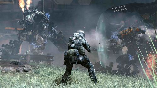 Titanfall is nominated for Best Shooter of the year!