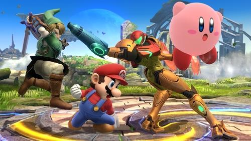 Super Smash Bros! Deserving of its Nomination.