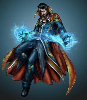 Internet boyfriend Benedict Cumberbatch to play Doctor Strange!