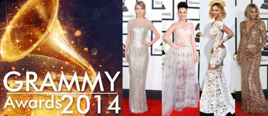 The The 56th Annual Grammy Awards Recap   Best and Worst DressedAnnual Grammy Awards Recap   Best and Worst Dressed