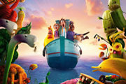 Preview cloudy with a chance of meatballs 2 pre
