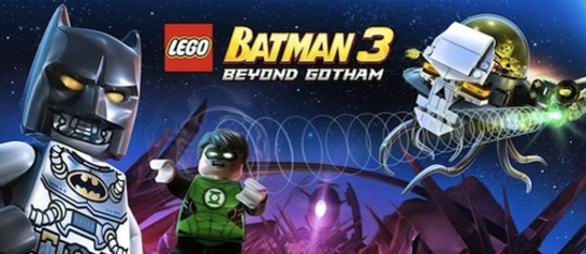 LEGO Batman 3: Beyond Gotham Video Game Review