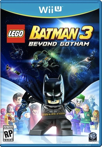LEGO Batman 3: Beyond Gotham is available now on all major platforms!