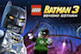 LEGO Batman 3: Beyond Gotham Video Game Reviewman's latest LEGO adventure is here. Read Kidzworld's review!
