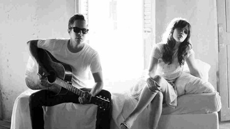 M. Ward and Zooey Deschanel are all about old-timey tunes