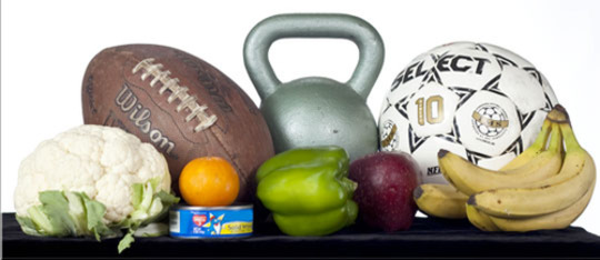 Feature nutrition for athletes feat