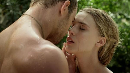Kellan as Hercules with love Hebe (Gaia Weiss)