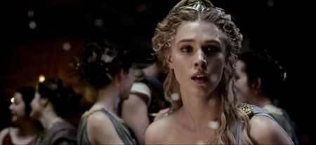 Hebe learns she must marry Hercules' brother