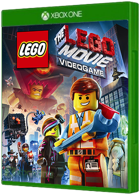 The LEGO Movie Videogame, available now