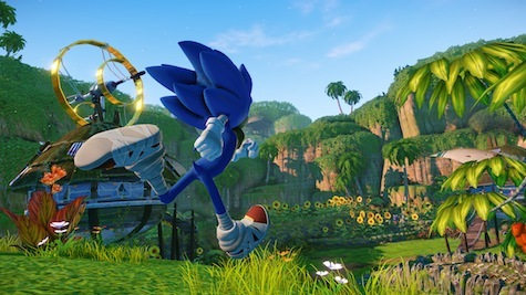 More expansive worlds are promised in Sonic Boom