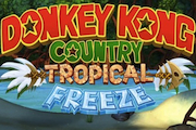 Check out Kidzworld's Donkey Kong Country Tropical Freeze Game Review!