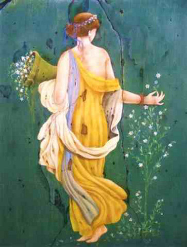 Early non-Christians believed in the Goddess Eostre