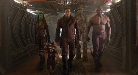 The Guardians of the Galaxy