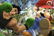 Check out the Wii U and 3DS Smash Bros Line-up!